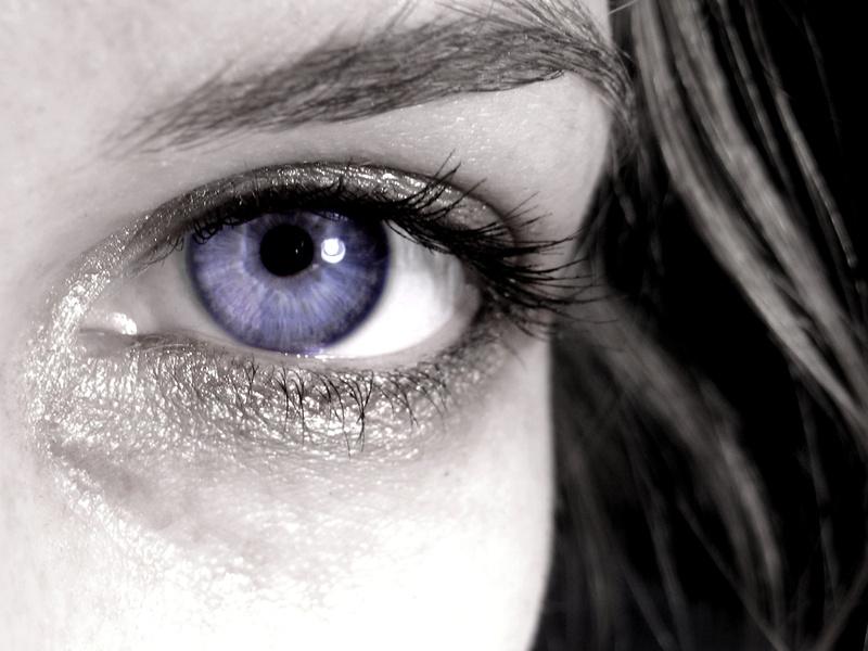 Lidschatten passend zur Augenfarbe