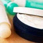 kosmetische Pflegeprodukte