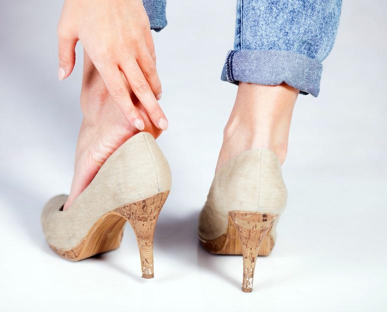 Wenn der Schuh drückt: Hallux valgus