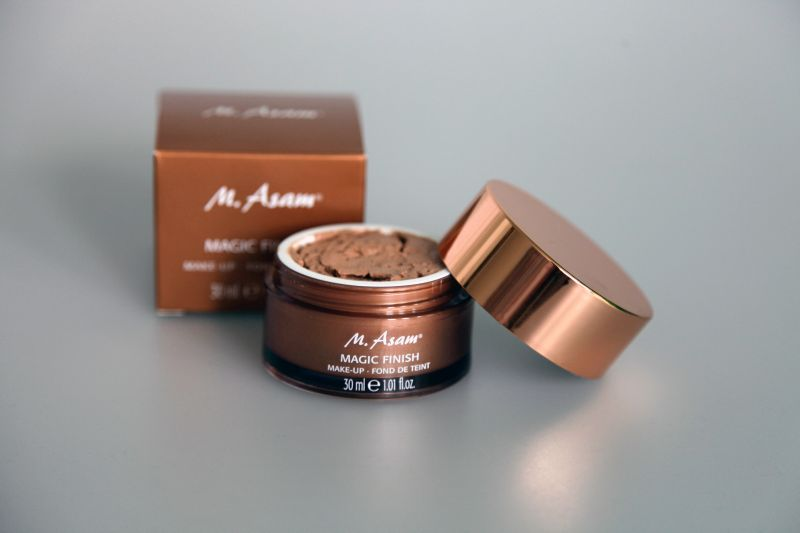 Im Test: Das MAGIC FINISH Mousse Make-Up von M.Asam