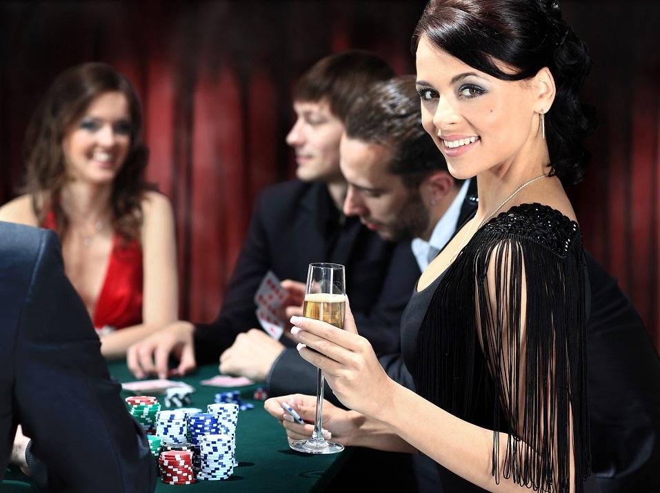 Das passende Styling für einen Besuch im Casino